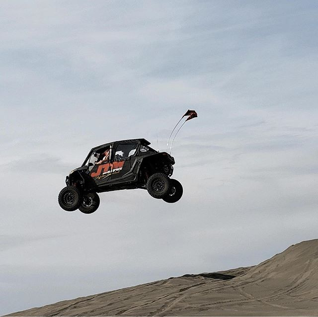 Got a little airtime in moses this weekend