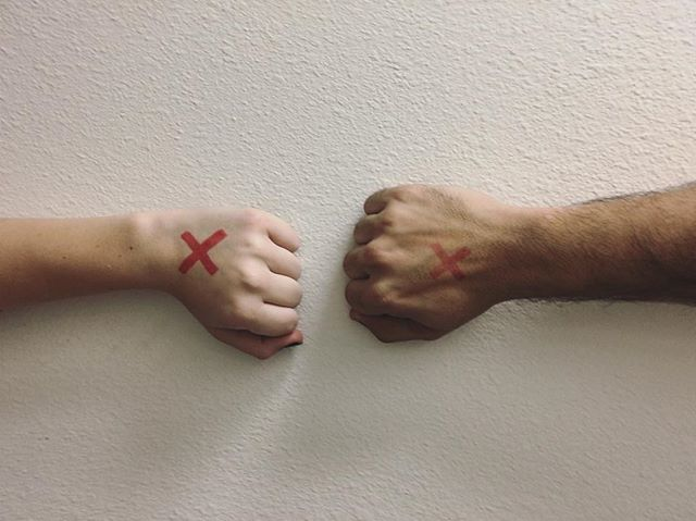 Here is our shout for FREEDOM for all the slavery still happening in this world!  To spread awareness comment below with an ❌, tag a friend, & make your own post with the #enditmovement . We can make a difference! #freedomefighters #endit