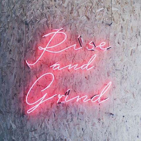 Let's do this 💪 #goodmorning #saturdayhustle #riseandgrind