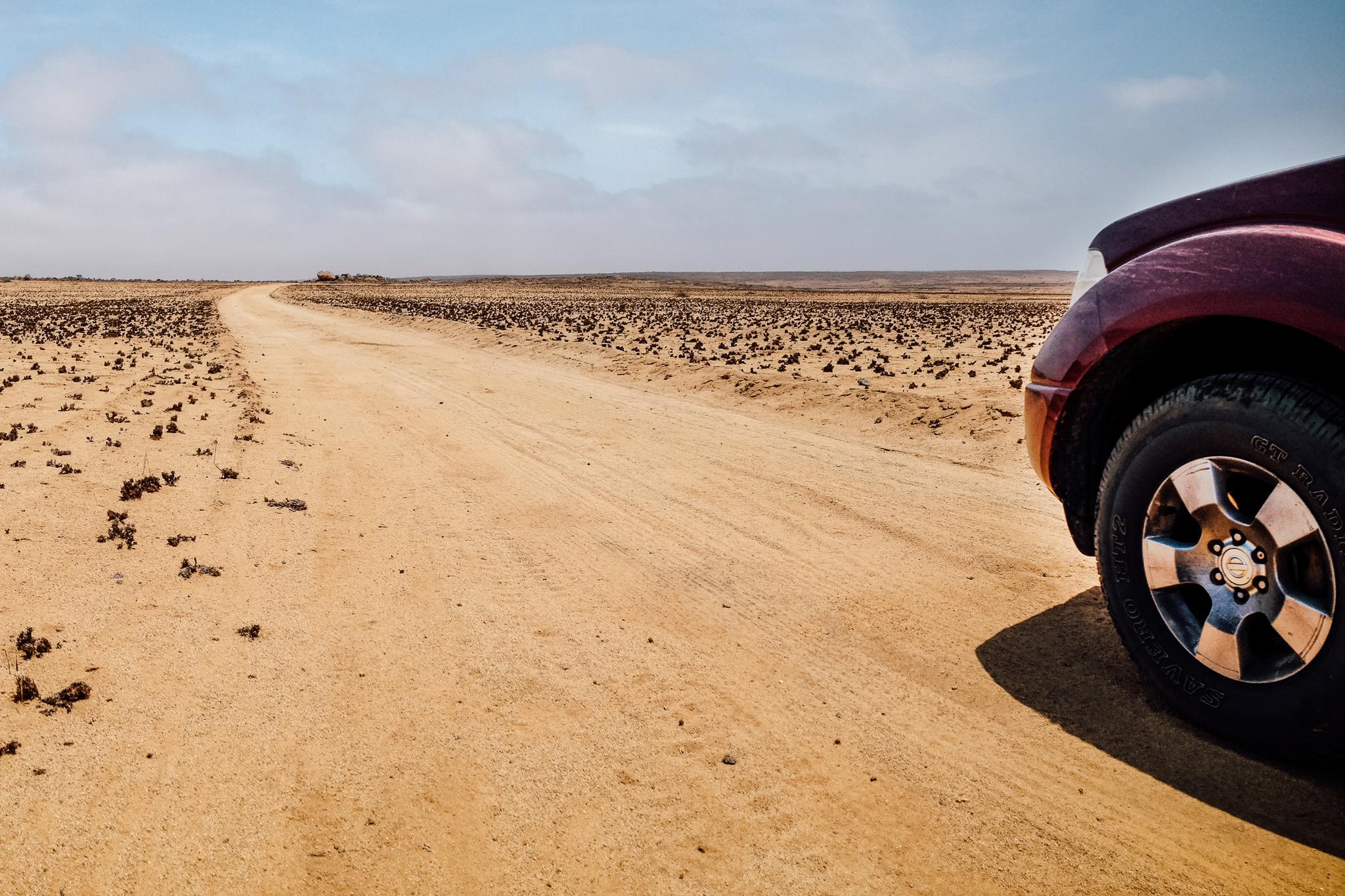 [2014] iPhone 4S - Namine desert, Angola