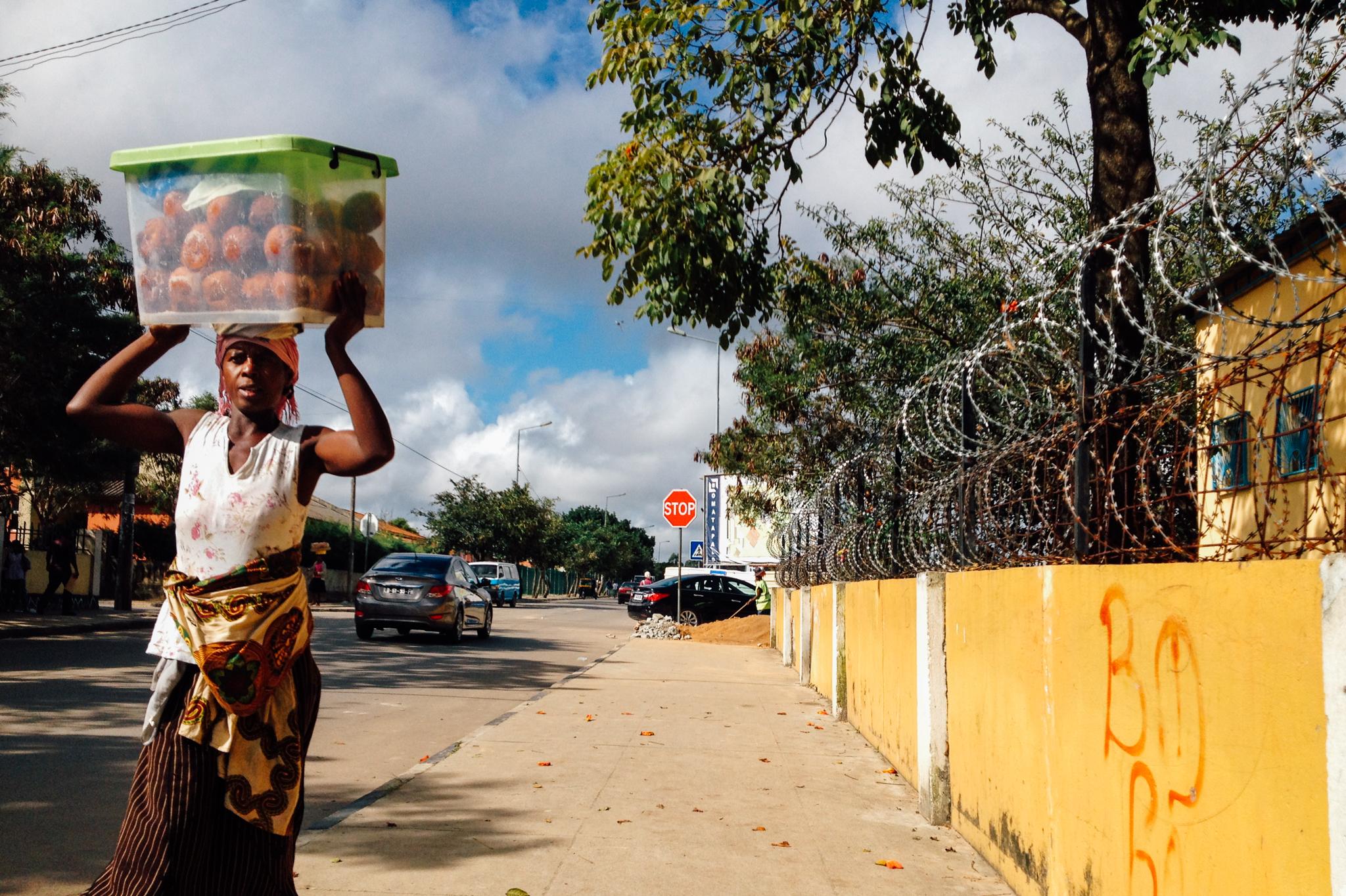 [2014] iPhone 4S - Kuito, Angola