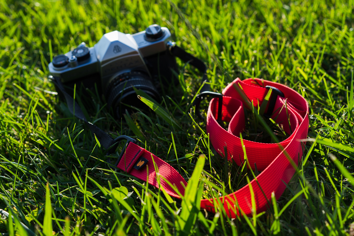 The F1 Sling-Style Camera Strap