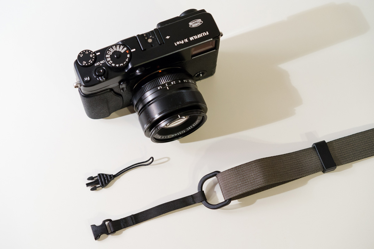 The M1a Mirrorless Camera Strap