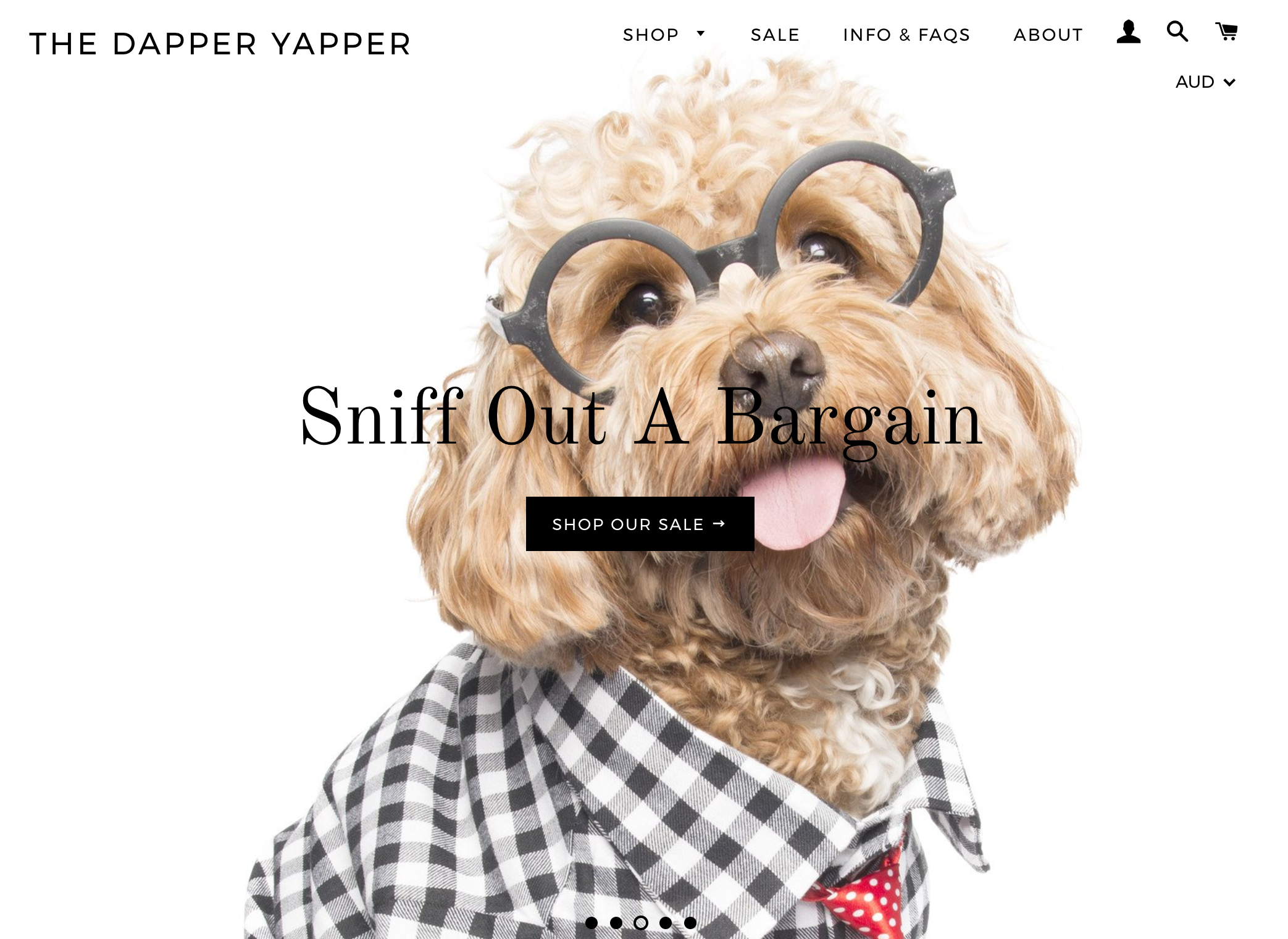 The Dapper Yapper Product Shoot -