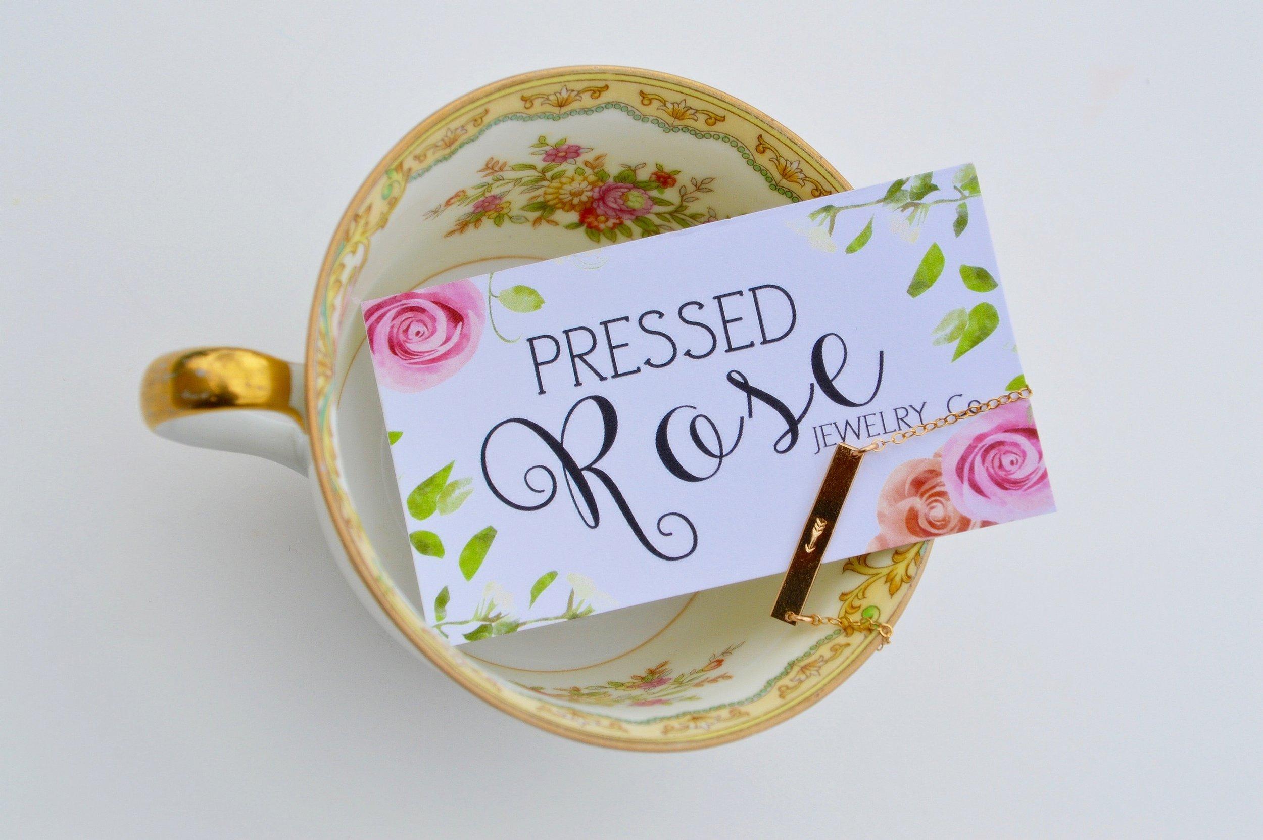 Pressed Rose Jewelry Co.