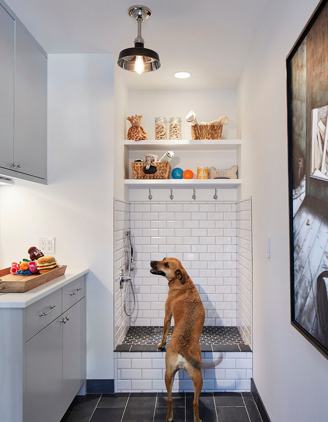 Dog-Shower.-Laundry-room-mudroom-with-dog-shower.-Dog-shower-features-tiled-walls-and-open-shelves-for-towels-and-dog-shampoo.-DogShower-Martha-OHara-Interiors.jpg