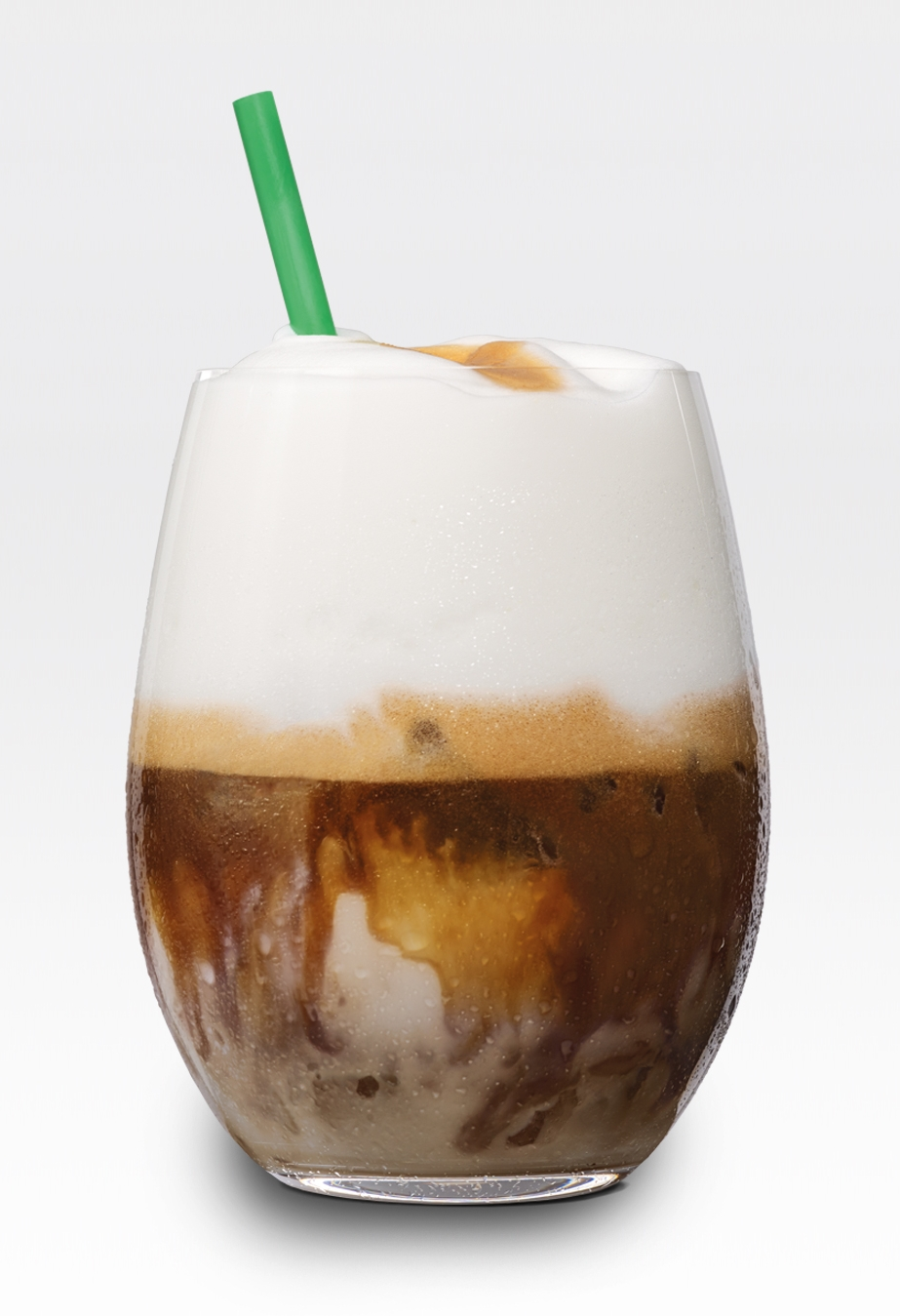 1. Cold Foam Cappuccino - (from Starbucks)