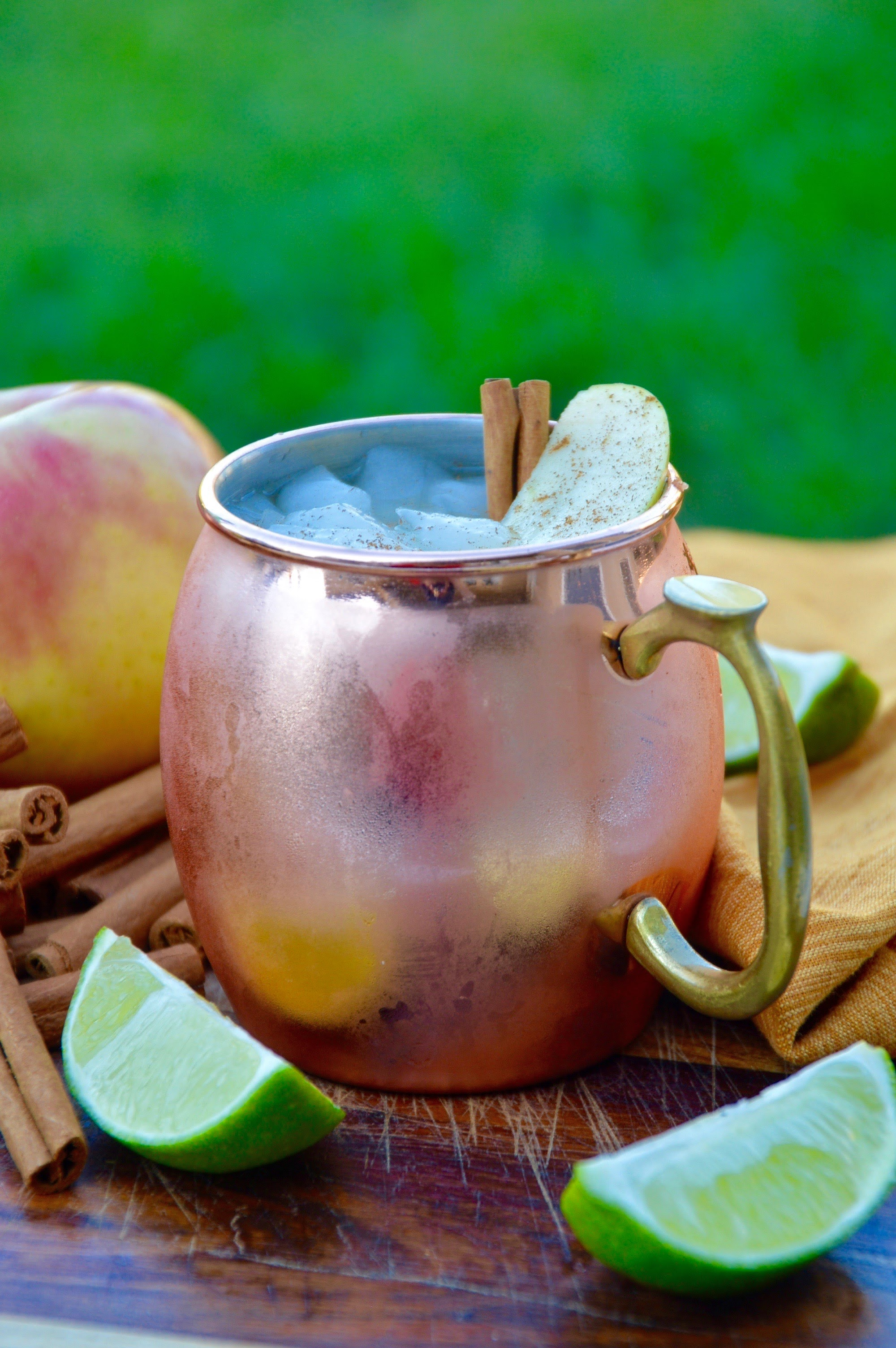 Apple Cider Mule - by Kim's Fab Finds