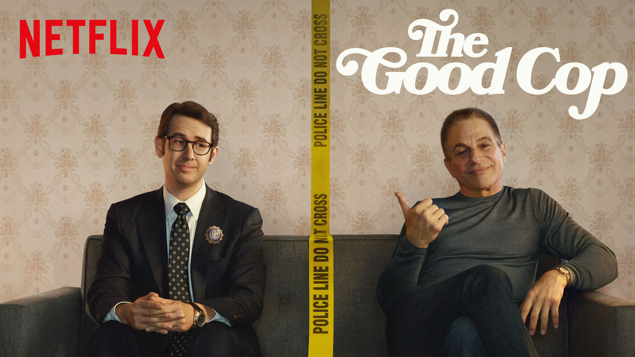 The Good Cop - on Netflix