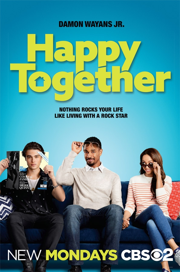 Happy Together - on CBS