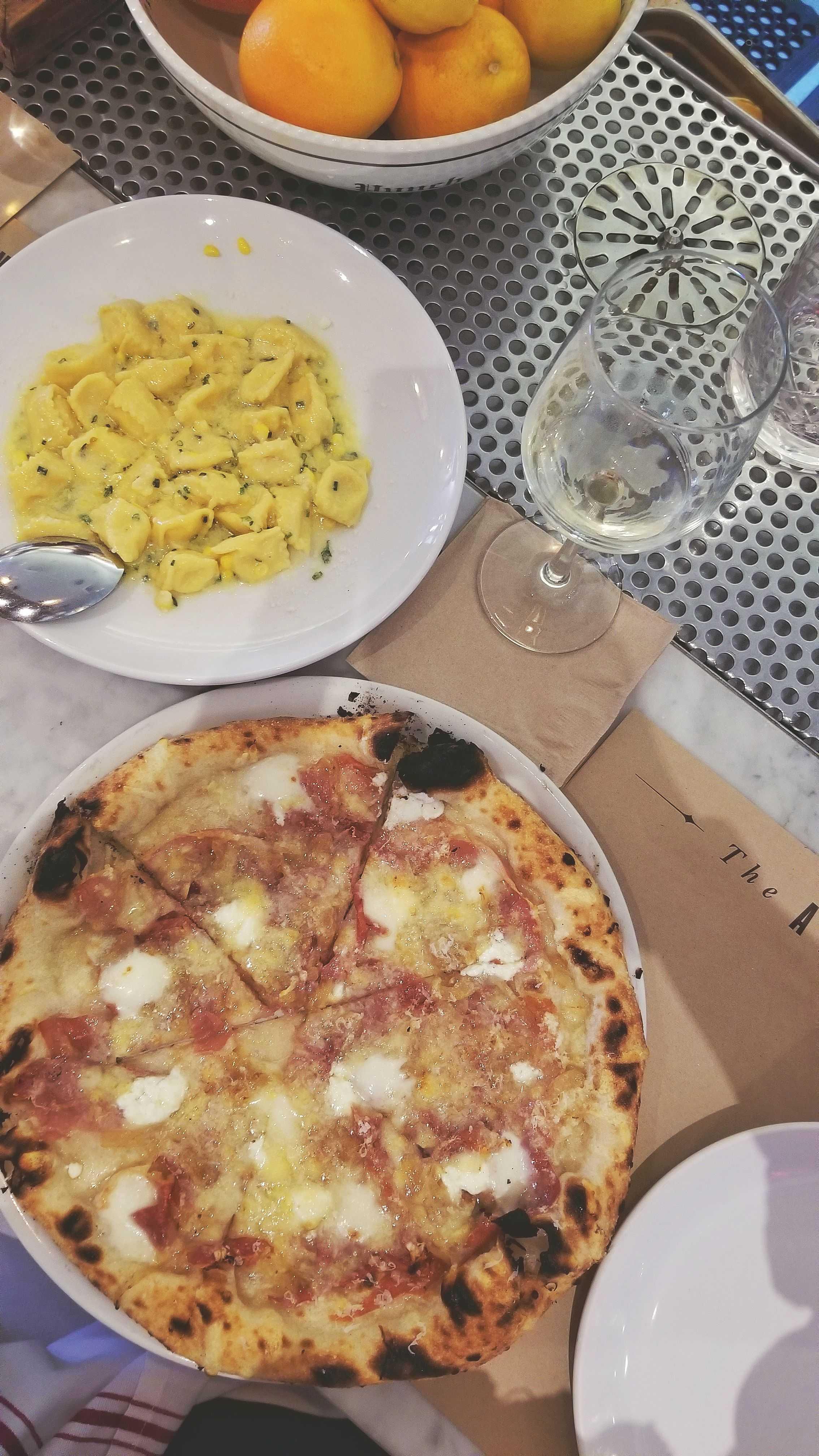 The Annex Kitchen - Pizza + Pasta, my two loves.