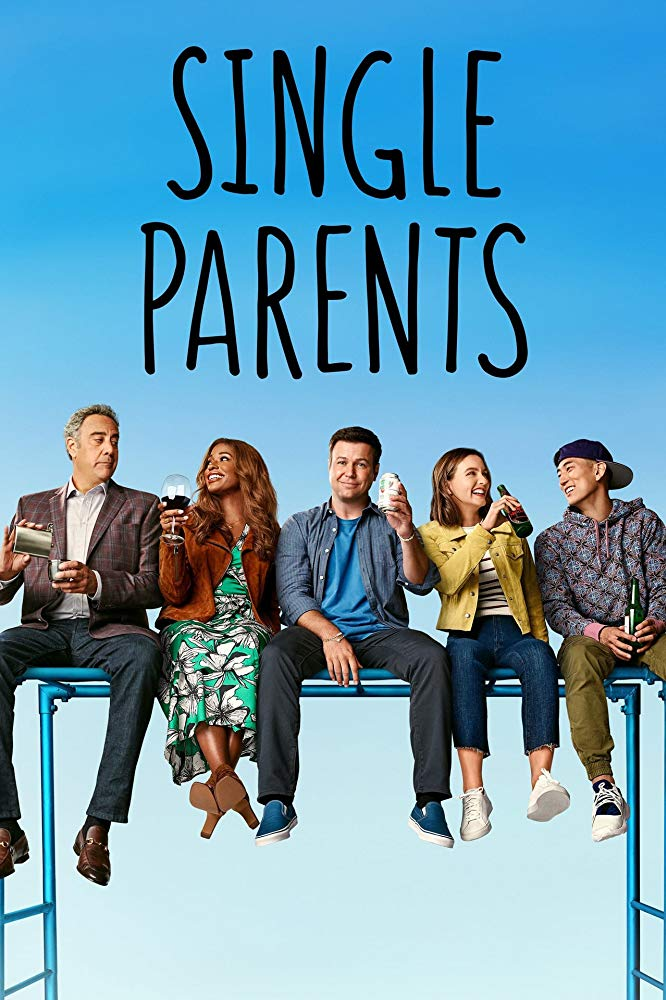 Single Parents    (Season 2) - Wednesday Nights on ABC @ 9:30pm or Catch up on Hulu  If you didn't catch this show last season, you've gotta catch up and watch this season! I'm not gonna lie, I think the kids in this show really steal the spotlight! They do a fabulous job of incorporating them into the story lines in a unique way which I thinks always adds such a fun element to the viewing experience!