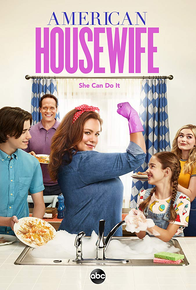 American Housewife    (Season 4) - Friday Nights on ABC @ 8pm or Catch up on Hulu  A show that centers around a middle-class family that moves to a ritzy East Coast town and struggles to figure out how to fit in…at first. Let me tell you, THEY FIGURE IT OUT ALRIGHT! haha Regardless of their class, when it comes to family, they know whats's really important. So, whether you're a mom, dad, brother, sister or have ever been a part of a family, you will appreciate this show! It hits every family issue on the nose and doesn't hold back! Mama is sassy!!