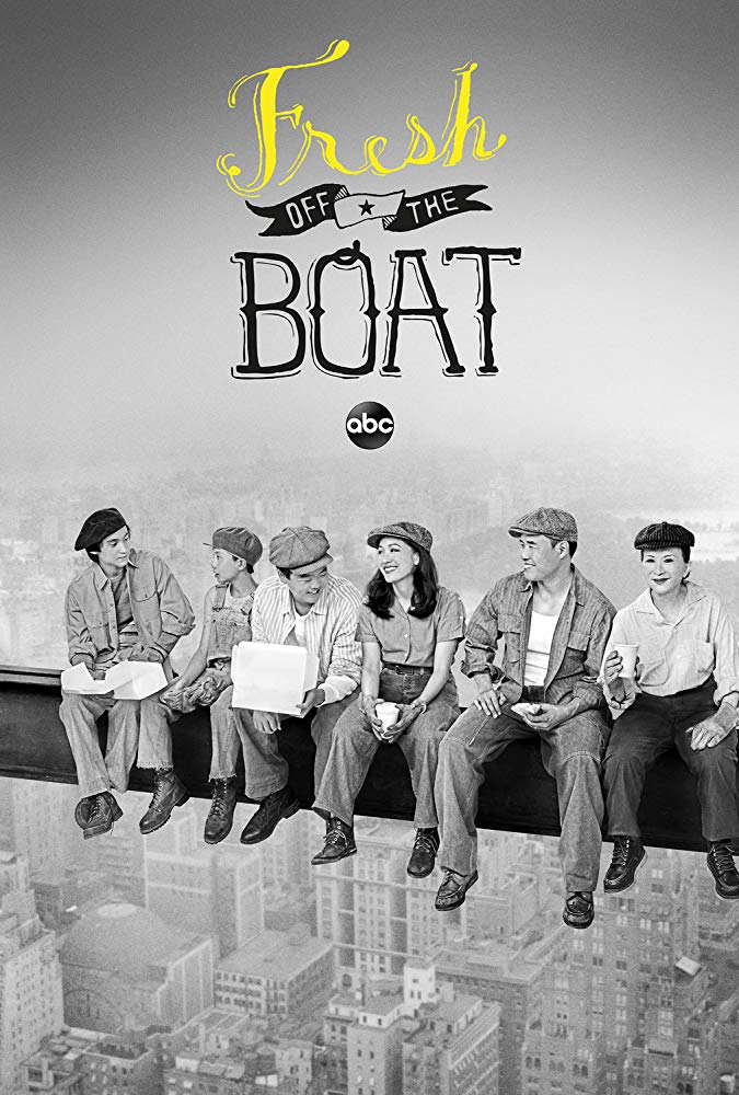Fresh Off the Boat    (Season 6) - Friday Nights on ABC @ 8:30pm or Catch up on Hulu  Remember how I told you about those shows I'd watch while getting ready? This was one of them! With five seasons and 101 episodes total, I finally caught up a week before it's season six premiere and it felt SO good! I cannot get enough of this show - each character is so funny in their own ways and I crave time with the Huang family!