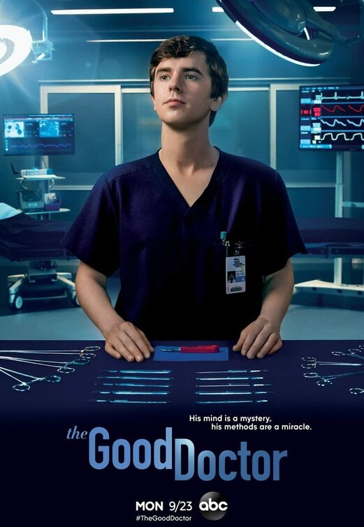 The Good Doctor    (Season 3) - Monday Nights on ABC @ 10pm, or Catch up on Hulu  I LOVE THIS SHOW. A show about an autistic doctor? I'm done. It hits me right in the gut, and that's probably because I'm such an emotional person, but this story is incredible and there's a reason it's doing so well. I think it's showing the audience another side of people that is raw and real.