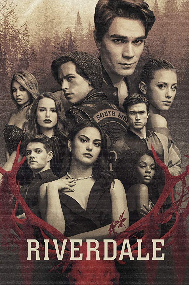 Riverdale        (Season 4) - Wednesday Nights on The CW @ 8pm, or Catch up on Netflix (Seasons 1-3)  (PREMIERES 10/9)   Oh. Em. Gee. I binged this show SO hard earlier this year and I am so happy I did! I just couldn't get enough of it! I absolutely love the tone of this show, the twisted story lines and of course, the INCREDIBLE cast. Every single person in the this show is stunningly gorgeous! haha Also… team Bughead for life.   *Fun Fact: This show is based off a comic book!