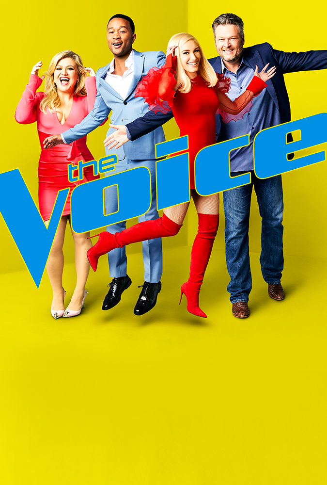 The Voice    (Season 17) - Monday & Tuesday Nights on NBC @ 8pm, or Catch up on Hulu  Ok.. so back in the day, I was a BIG American Idol fan - like used to call and vote, the whole thang. Then it got lame.  Enter THE VOICE. I thought it was a major copycat for awhile, until I decided to give it a real shot. Now I'M HOOKED. The judges are better, the format is better, the singing is better and it's so much more positive. I look forward to it each and every week!