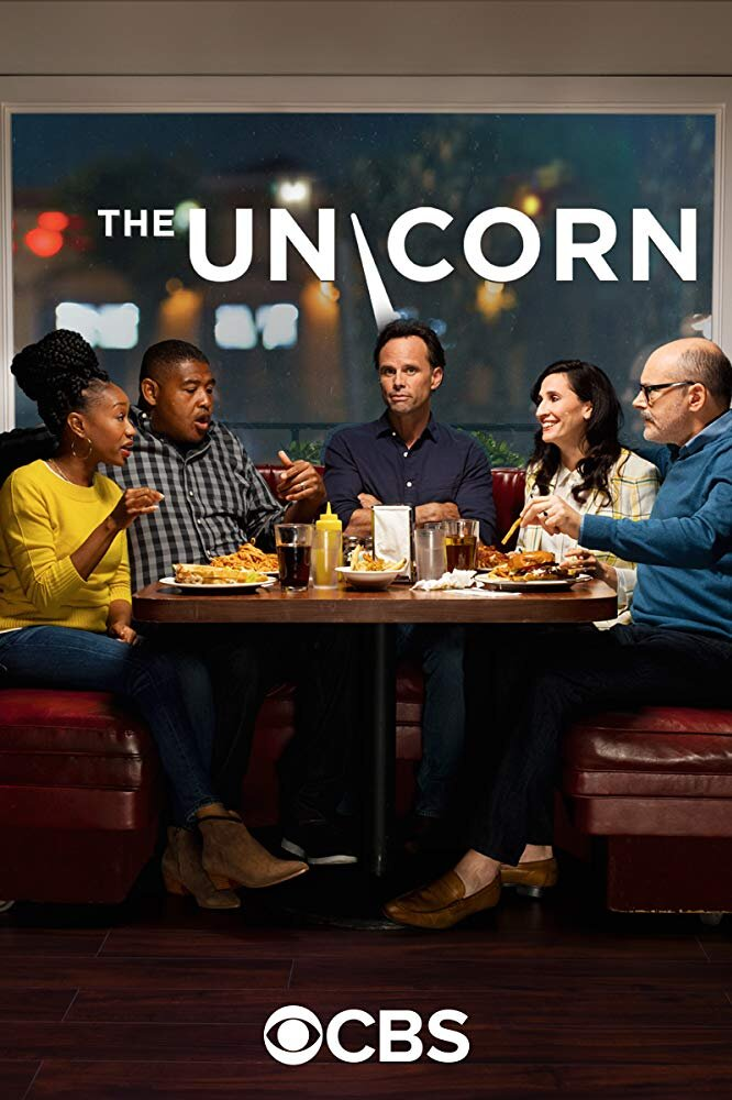 The Unicorn   (Season 1) - Thursday Nights on CBS @ 8:30pm, or Catch up on Hulu  I gotta be honest, I originally thought this show was going to have a completely different premise, and I'm glad it doesn't. lol This cast is SOOOOO so good, and it is written perfectly. It deals with a real life situation that many people go through all while throwing in some great comedic bits throughout that make it a winner!