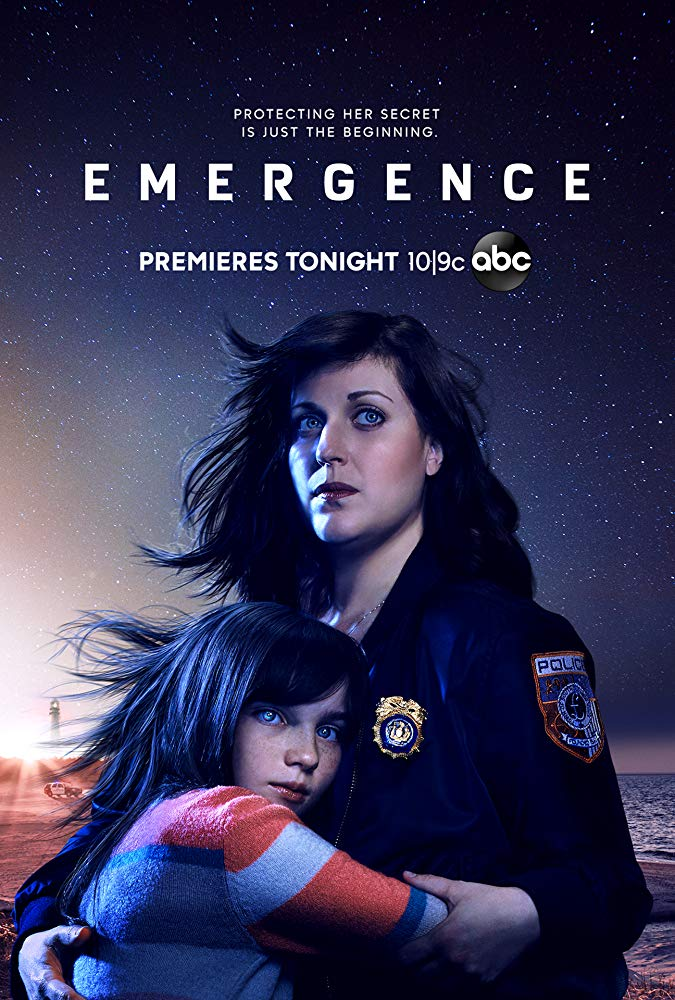 Emergence     (Season 1) - Tuesday Nights on ABC @ 10pm, or Catch up on Hulu  This is another show that has landed in my top favorite new shows that have premiered this Fall. First of all, I love Allison Tolman who plays the lead. She has popped up in many shows I've watched, most recently Good Girls. When I first saw the preview for this show and saw she was the lead, I was so happy for her! She deserves it!   Now onto the show… It's such a unique story, that you THINK you know exactly what it's going to be about, but it is so different! There is so much mystery and intrigue which provides a great tone in a show. Also… you know who else is in it!? DONALD FAISON! If you don't know who that is, we can't be friends. haha