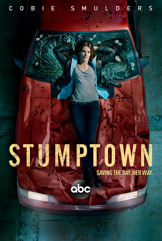 Stumptown     (Season 1) - Tuesday Nights on ABC @ 10pm, or Catch up on Hulu  Cobie Smulders… fresh off Avengers, Spiderman and my personal fav, Friends from College. I was pretty pumped to see her starring in this show, but wasn't completely sold on the premise based off the preview. After the first episode, I was IN! I REEEEALLY like it, AND the cast is fantastic!! Another great casting choice is Jake Johnson from New Girl and the sexy sexy Michael Ealy…those eyes, OMG.  Taking place in Portland, Oregan (aka Stumptown) Dex (Cobie) a retired army vet becomes a private investigator all while trying to take care of her brother. You'll have to watch to find out what exactly that means… it's beautiful, witty, and comedic!