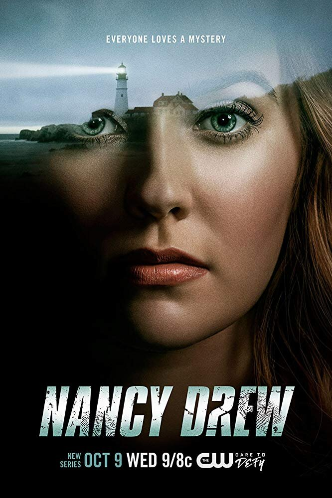 Nancy Drew     (Season 1) - Wednesday Nights on The CW @ 9pm, or Catch up next day on The CW  This show premiere's tonight and I'm so excited! Did you read Nancy Drew as a kid? I did and I am a BIG fan of mystery books and shows, so I have a feeling this is gonna be good! It also follows Riverdale, so that is the perfect combo!