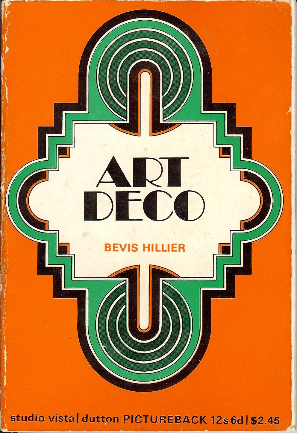 Art Deco by Bevis Hillier