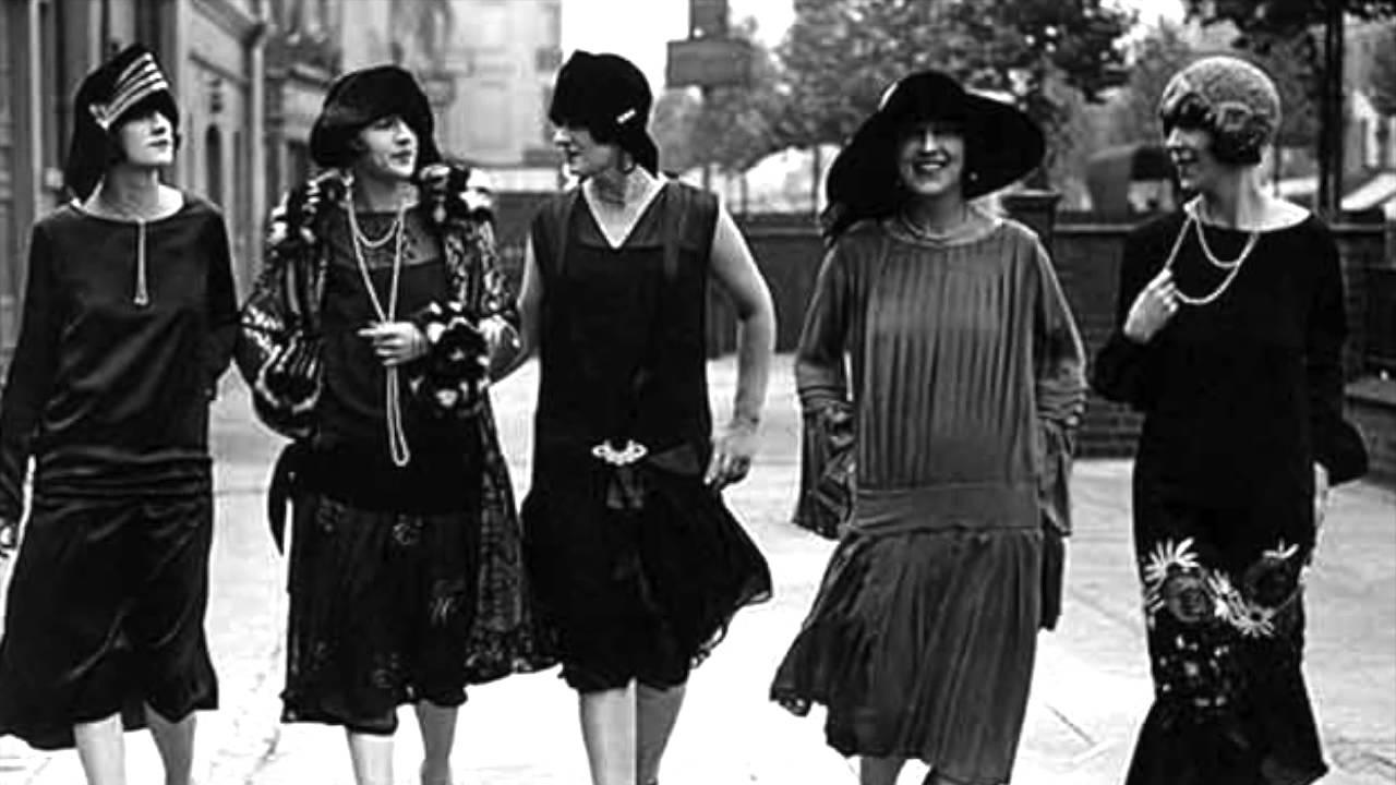 1920s Modern Women