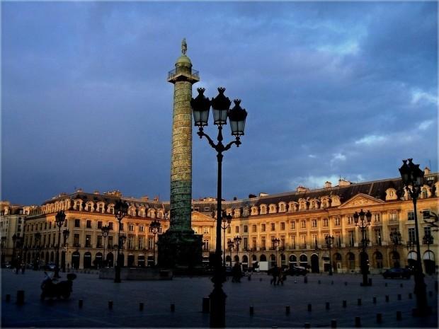 Place Vendome Column, Paris