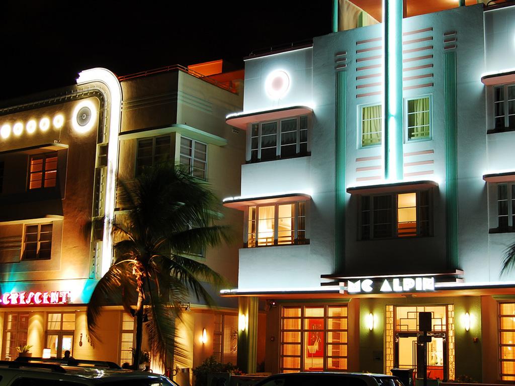 Art Deco Architecture Art Deco Style