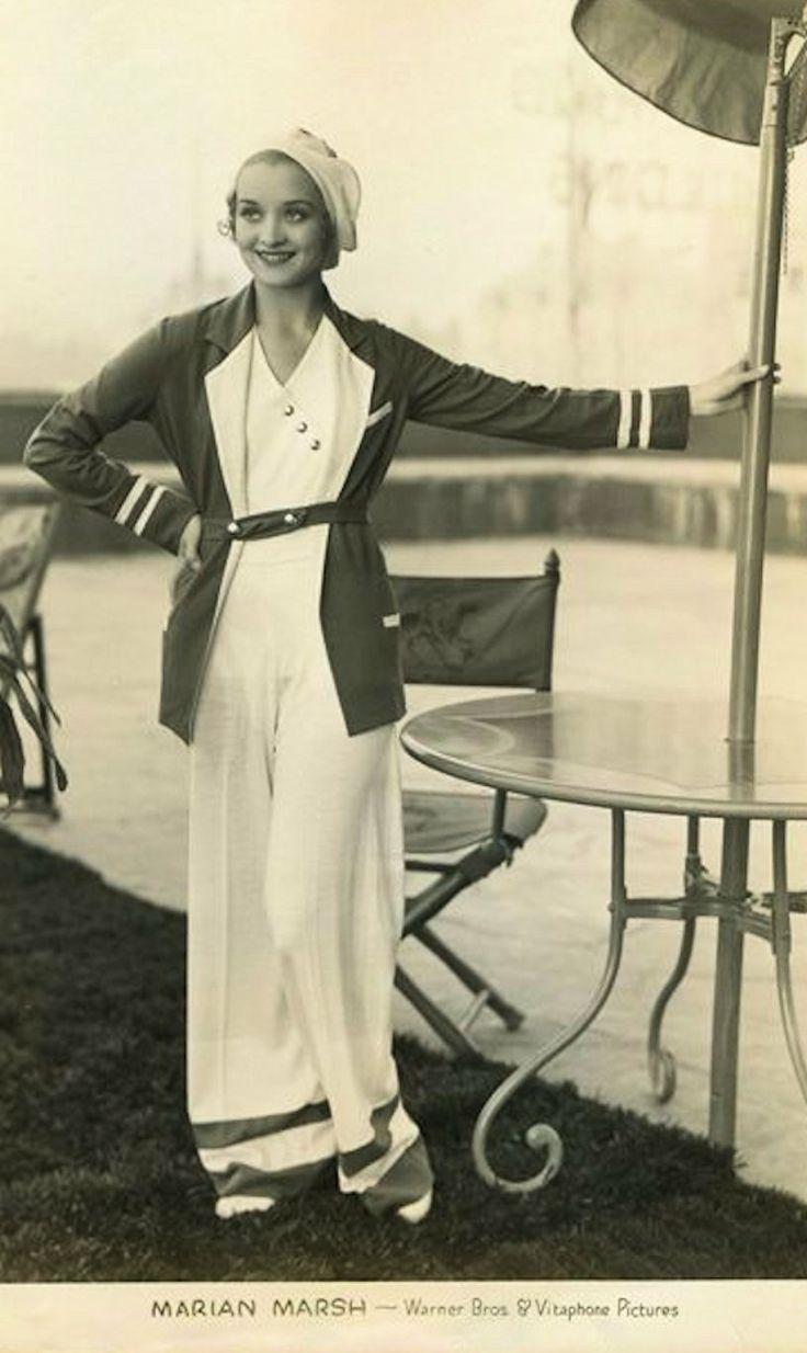 1920s Sportswear