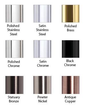 Art Deco Metallic Colour Scheme