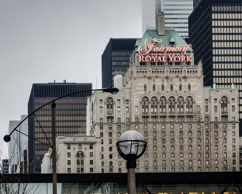 Fairmont Royal York Hotel - Toronto