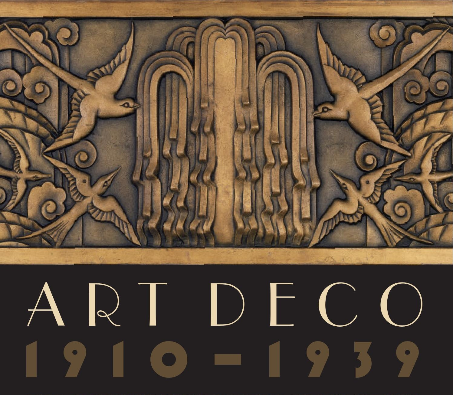 ' Art Deco 1910-1939 ' by Charlotte and Tim Benton