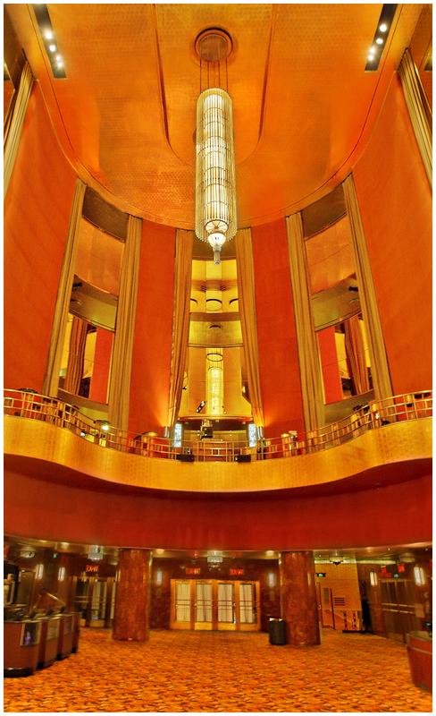 RCMH Grand Art Deco Parlour