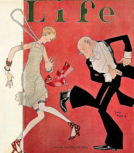 Life Magazine - Jazz Age