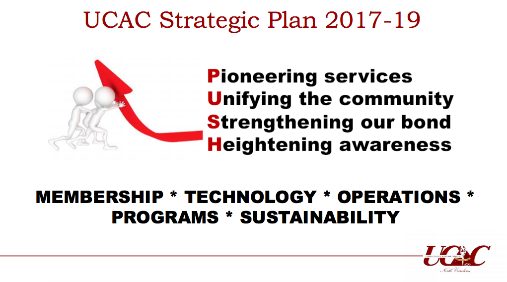 CLICK HERE - to view our strategic plan for the 2017-2019 term