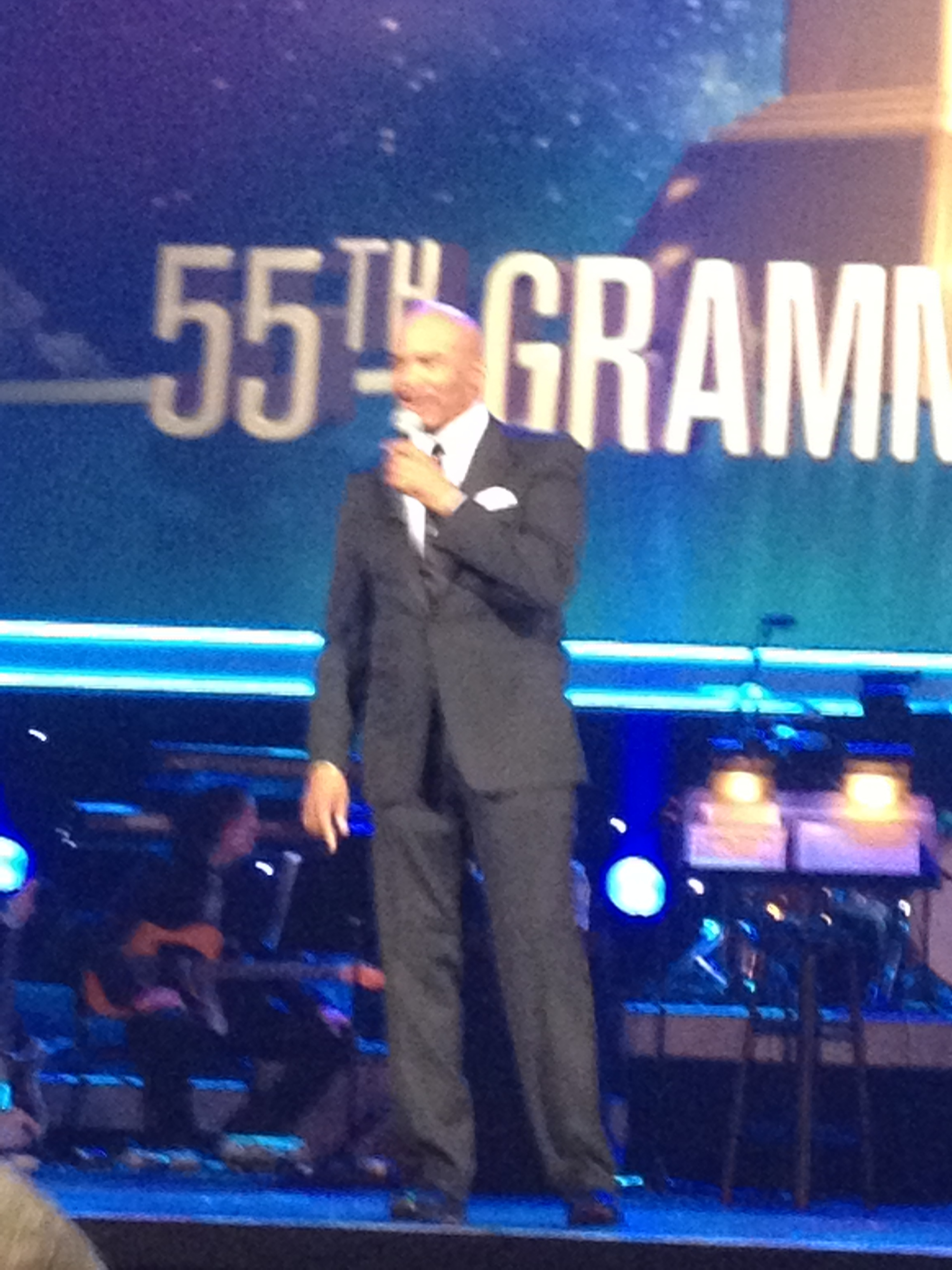 David Allen Grier -host of Pre Grammy.JPG