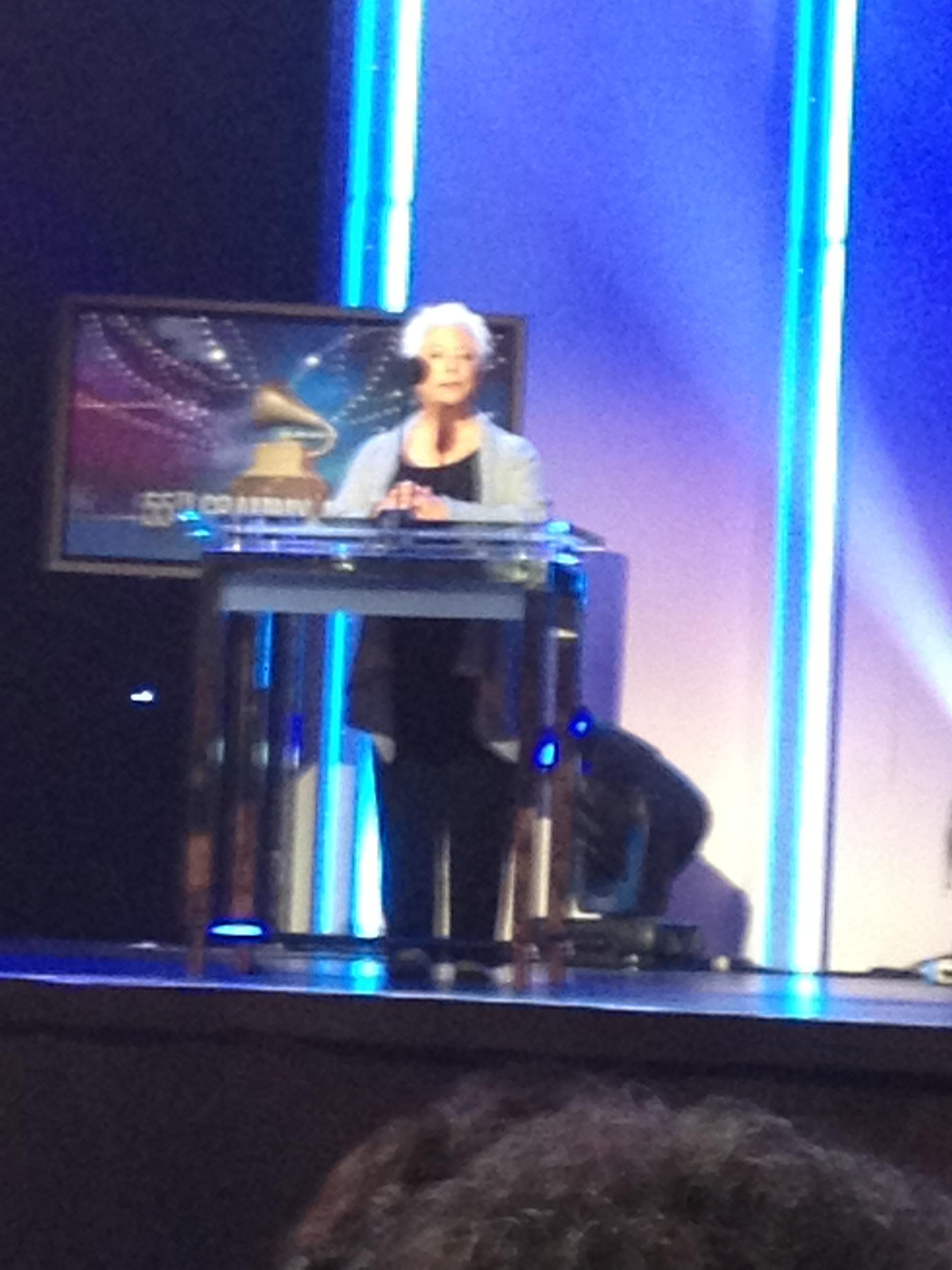 Janis Ian Presenting Grammy.JPG