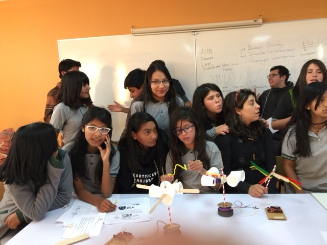 Students worked on augmented reality 3D NASA JPL projects, and Google Making + Science projects (7).JPG