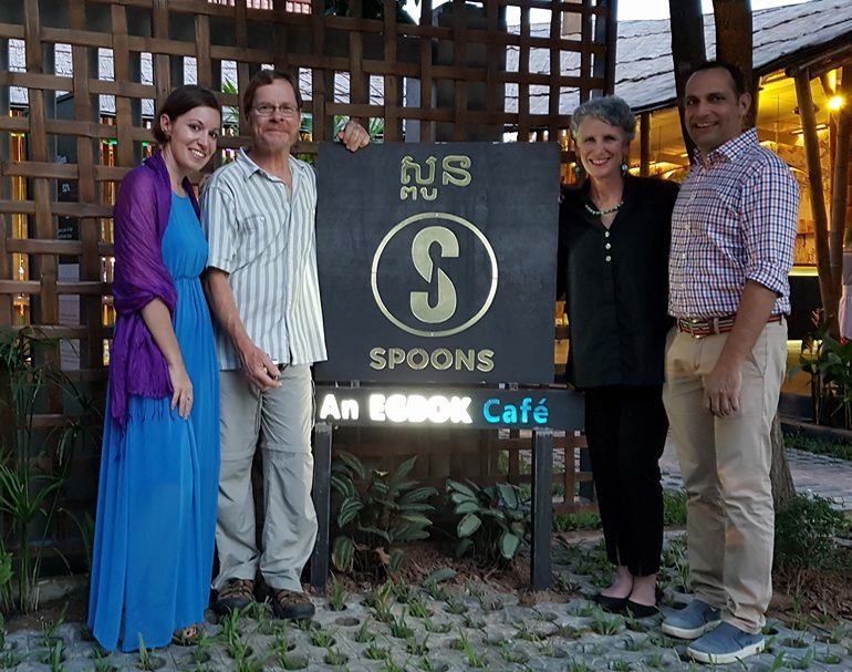 Current Executive Director Sigrid Baldinger, Dave Vollenweider, Barbara Lang, former Executive Director OSman Khawaja .jpg