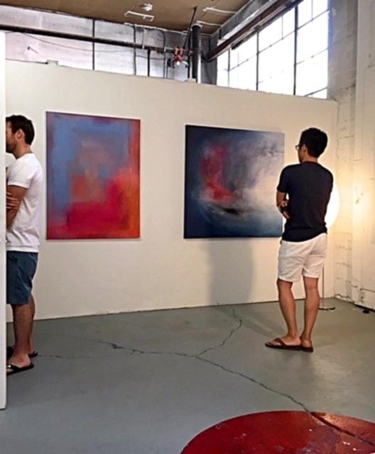 Art Explosion Fall Open Studios – September 24, 2016