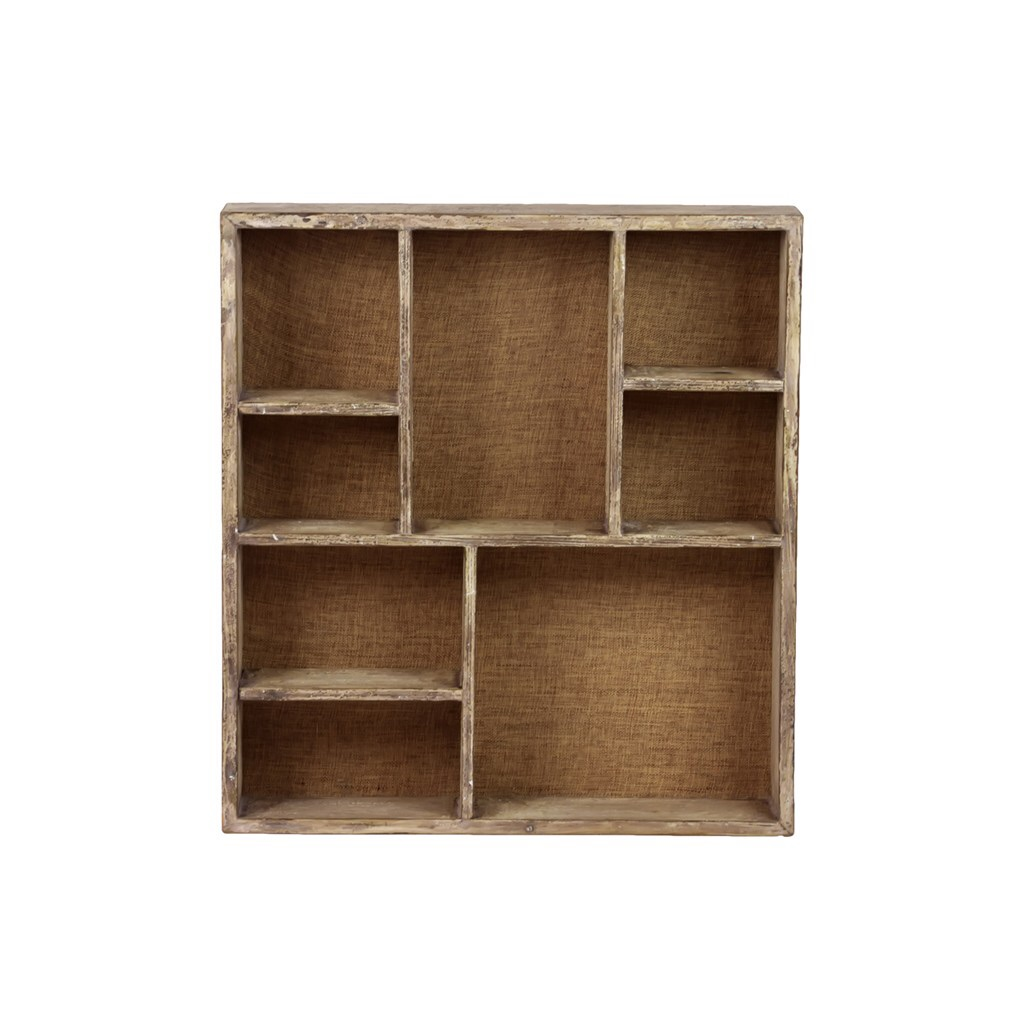 Escobares Bookcase    Link