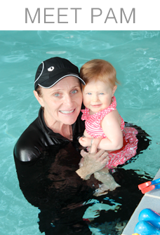 """""""I consider one of the greatest blessings of my life, to be the amount of time I've spent with children in the water. This is my 32nd year of teaching swimming lessons! There is no greater feeling than watching these young ones gain confidence and develop great swimming skills. I have 4 children of my own and 8 beautiful swimming grand babies. I sure do LOVE MY JOB!"""""""