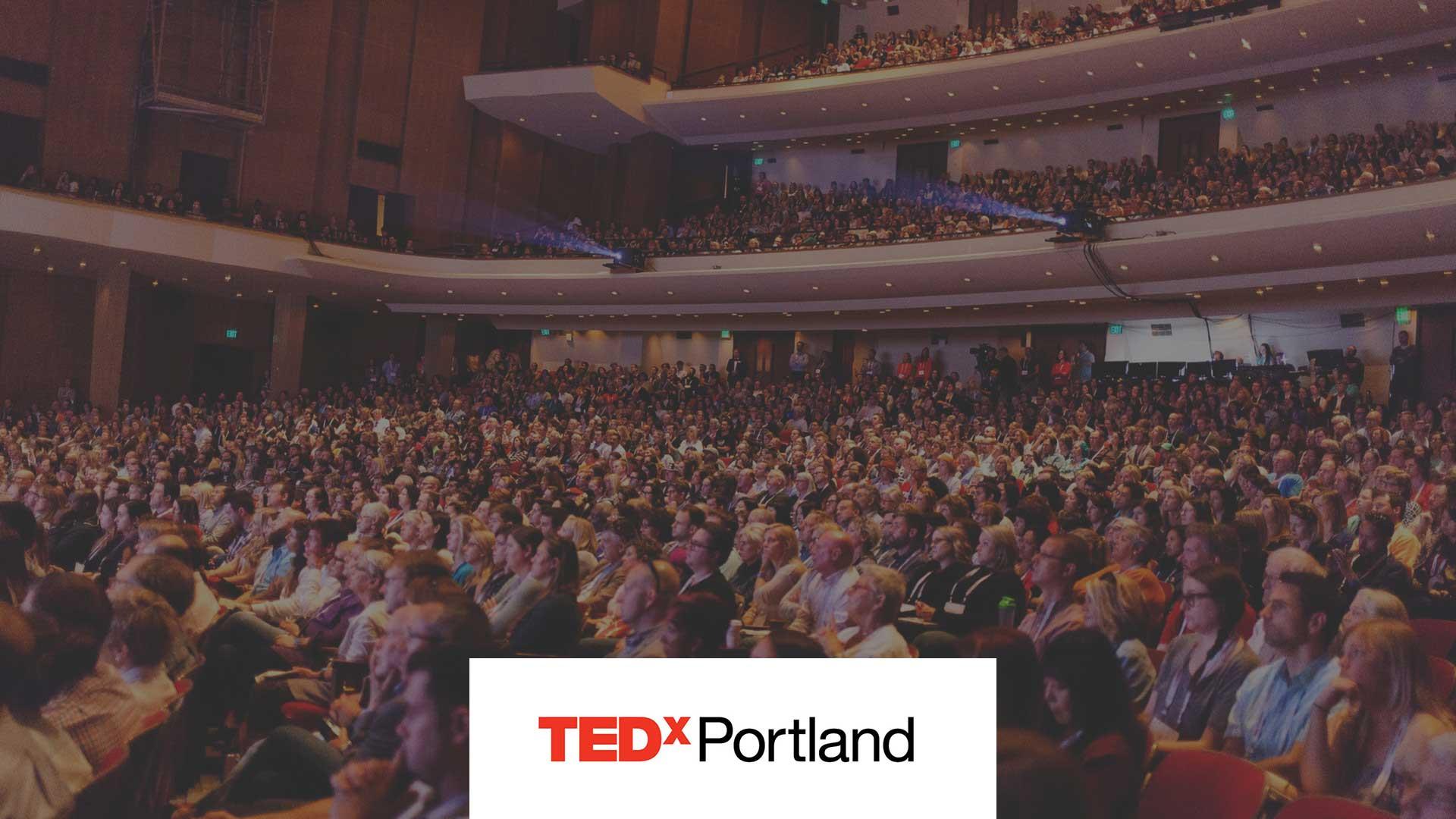 SHORT FILM @ TEDx PORTLAND