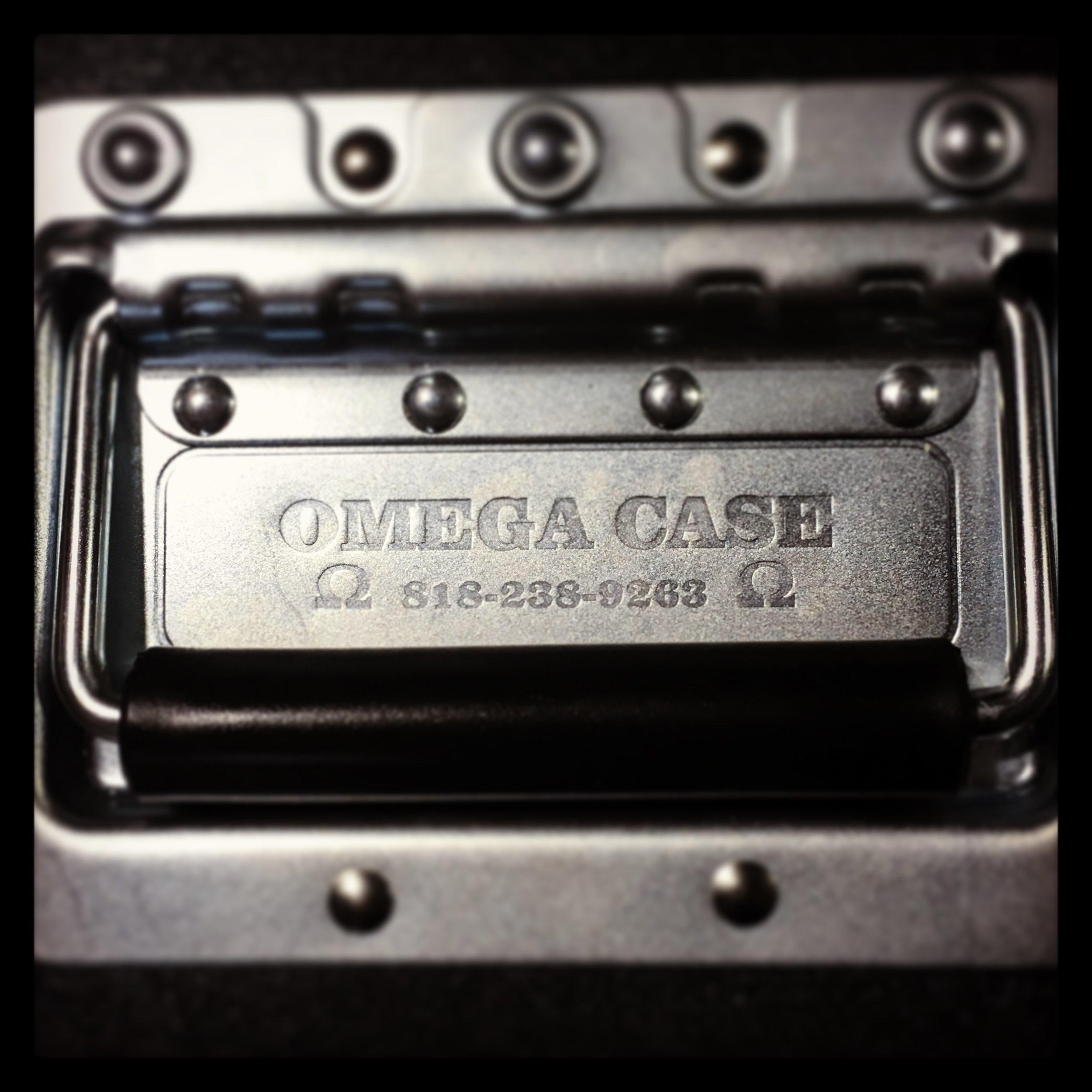 Omega Case Handle
