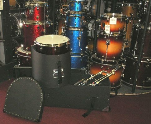 Poly Drum Cases