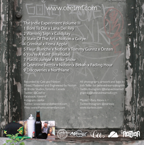 Cee - The Indie Experiment Volume III