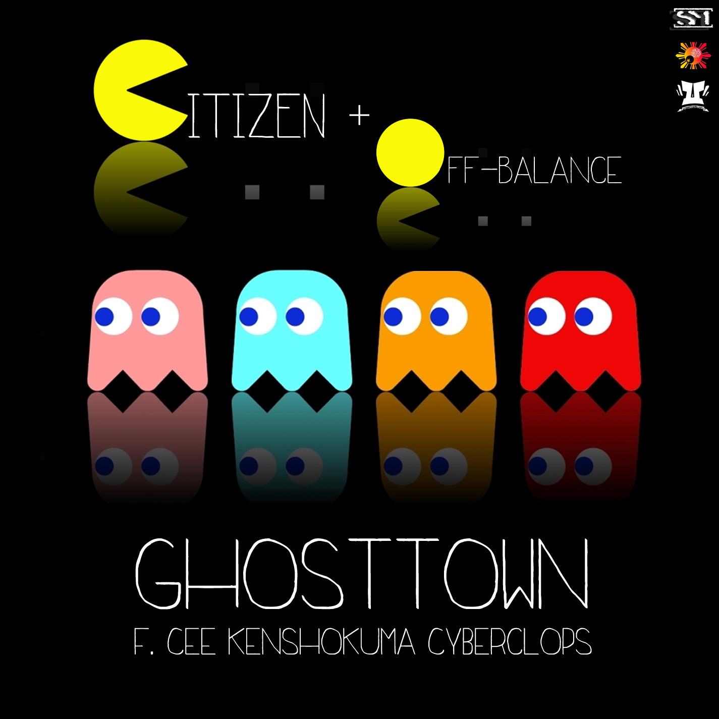 Citizen x Cee x Kensho Kuma x Cyberclops - Ghosttown
