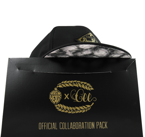Cee x BrewHeads Collab Pack