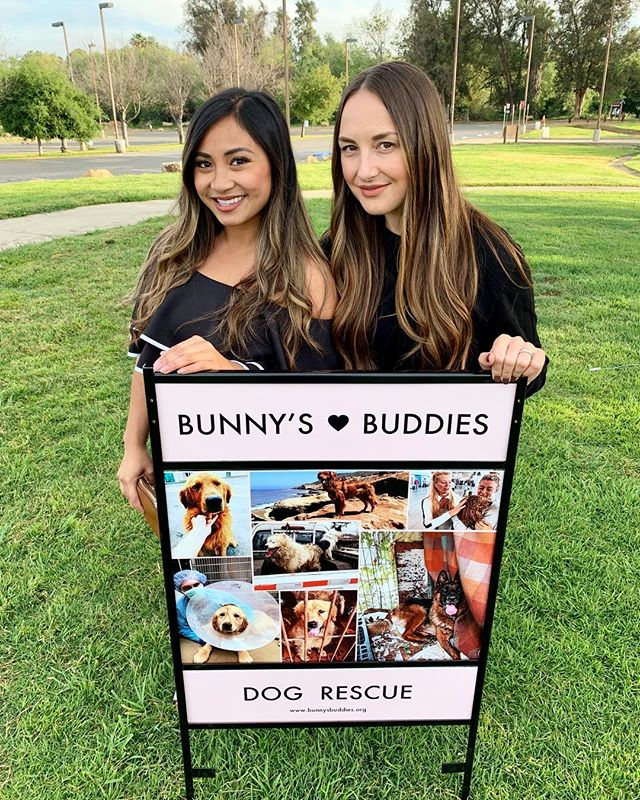 I would wake up at 3am any day to see these beautiful puppies! @bunnysbuddies is an organization that saves hundreds of dogs from slaughter. @lavieenpr had the privilege to work with this amazing organization! Thanks to my girl, @tabithalipkin for showcasing Bunny's Buddies story! 🐕🐾 #puppyfever #swayneedsabrother